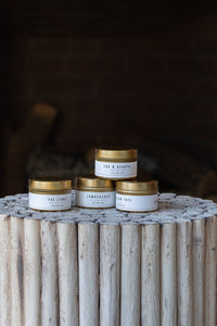"""Cathedral Grove Travel Size"" by Hollow Tree Candles"