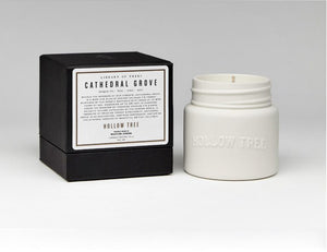 """Cathedral Grove"" by Hollow Tree Candles"