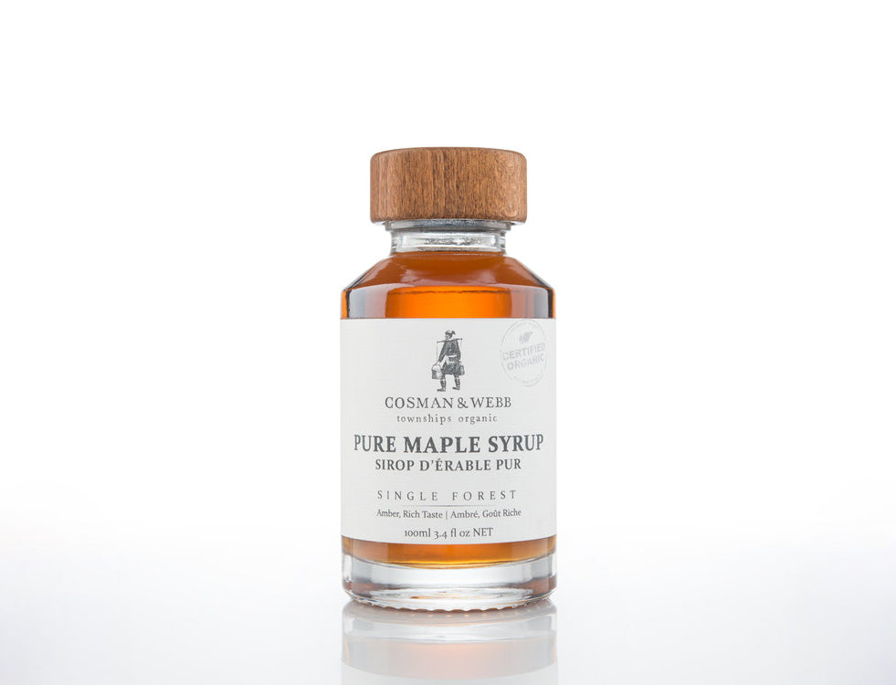 Cosman & Webb Pure Maple Syrup - 100mL
