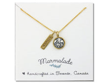Load image into Gallery viewer, Marmalade Designs Explore Charm Necklace