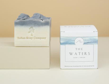 Tofino Soap Company The Waters Natural Soap Cube
