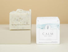 Load image into Gallery viewer, Tofino Soap Company Calm Natural Soap Cube