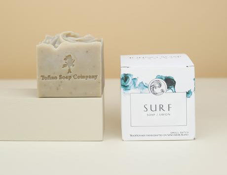 Tofino Soap Company Surf Natural Soap Cube