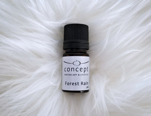 Concept Custom Forest Rain Essential Oil Blend