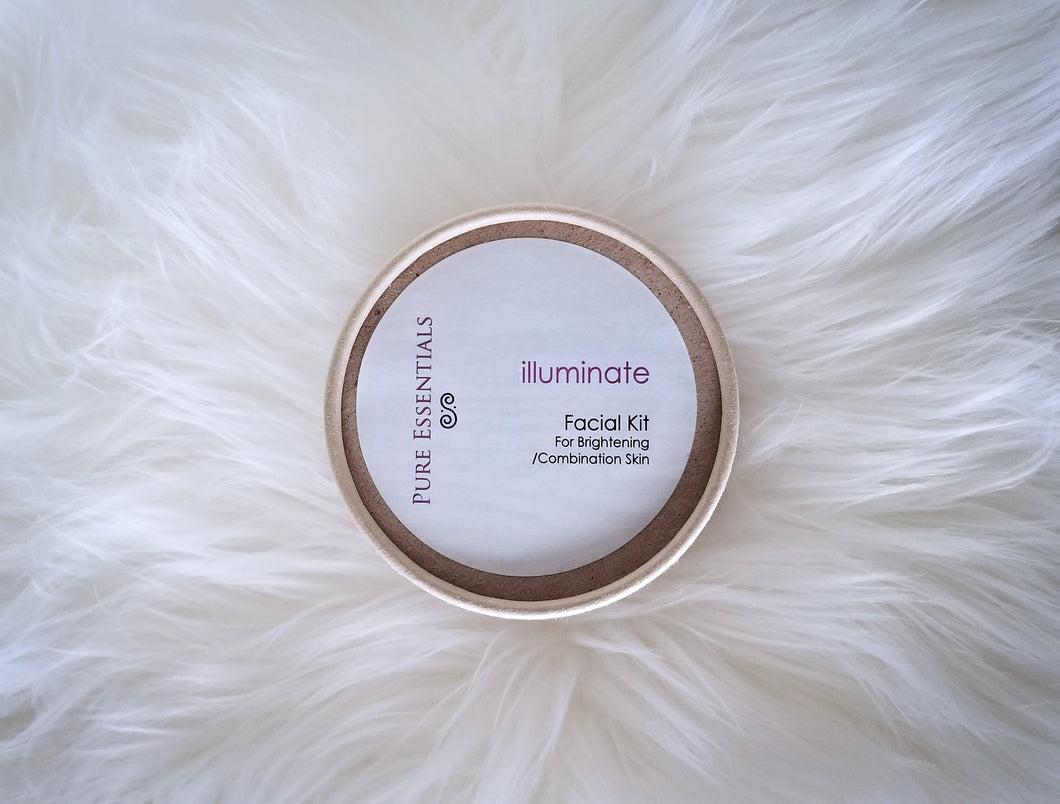 Pure Essentials Mini Facial Kit - Illuminate