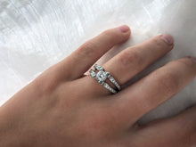 Load image into Gallery viewer, Contemporary Concept Tiana Diamond Engagement Ring