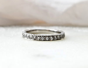 Classic Concept Platinum Diamond Band