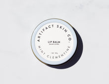Load image into Gallery viewer, Artifact Skin Co. Mint Clementine Lip Balm