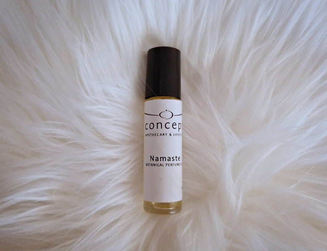 Concept Custom Namaste Body Oil Roller