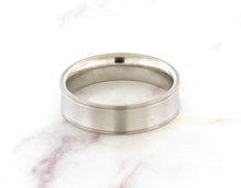 Load image into Gallery viewer, Christian Bauer Platinum and White Gold Band