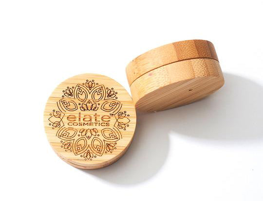 Elate Bamboo Brow/Eye Color Single Compact