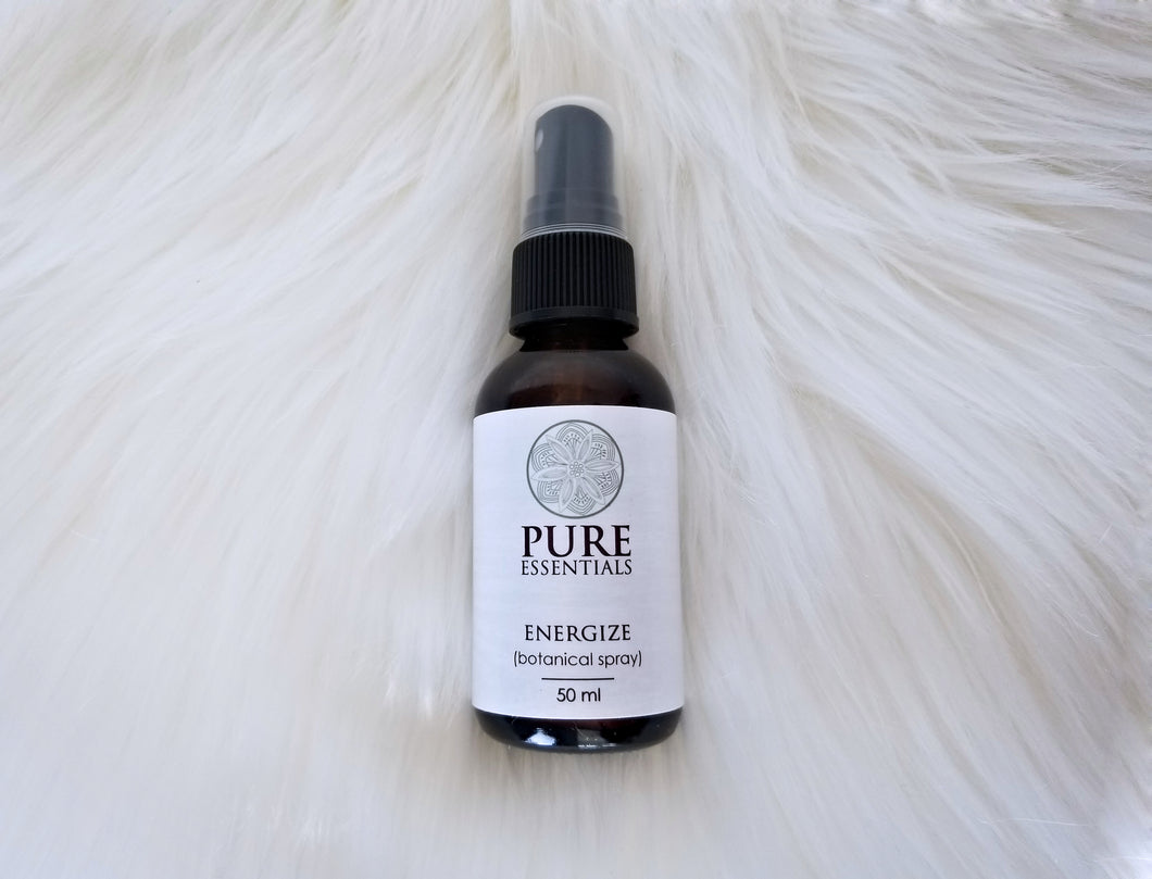 Pure Essentials Energize Botanical Spray