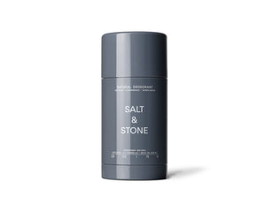 Salt & Stone Natural Deodorant - Vetiver, Lemongrass and Sandalwood
