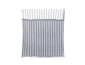 Tofino Towel Co. The Ahoy Throw - Grey