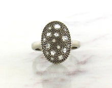 Load image into Gallery viewer, Modern Vintage Concept Starlight Diamond Ring