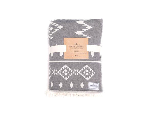 Tofino Towel Costal Throw Garnit