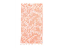 Load image into Gallery viewer, Tofino Towel Co. The Serenity Towel - Coral