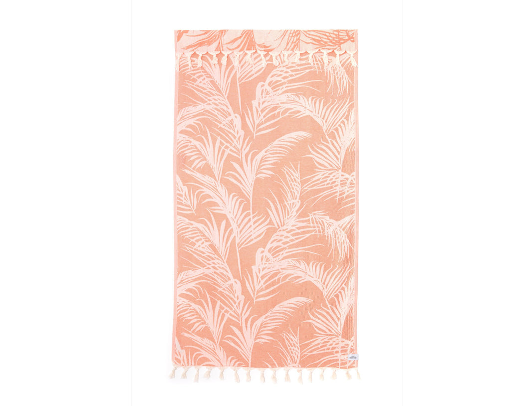 Tofino Towel Co. The Serenity Towel - Coral