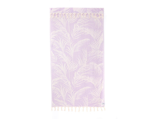 Tofino Towel Co. The Serenity Towel - Lilac