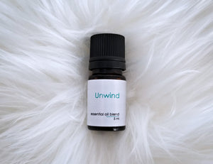 Pure Essentials Unwind Essential Oil Blend