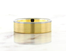 Load image into Gallery viewer, Christian Bauer Yellow Gold And Platinum Band