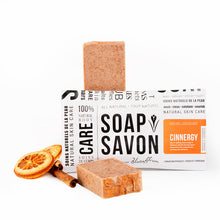 Load image into Gallery viewer, Blusaffron Cinnergy Exfoliating Soap