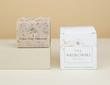 Load image into Gallery viewer, Tofino Soap Company The Wildflowers Natural Soap Cube