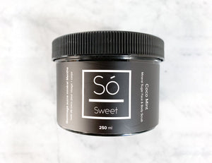 Só Luxury Sweet Mineral Sugar Face & Body Scrub