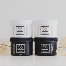 Load image into Gallery viewer, Só Luxury Sweet Mineral Sugar Face & Body Scrub