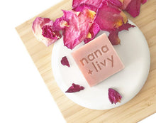 Load image into Gallery viewer, Nana + Livy Rose Soap Bar