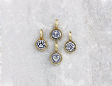 Load image into Gallery viewer, Marmalade Designs Silver & Bronze Teeny Symbol Charms