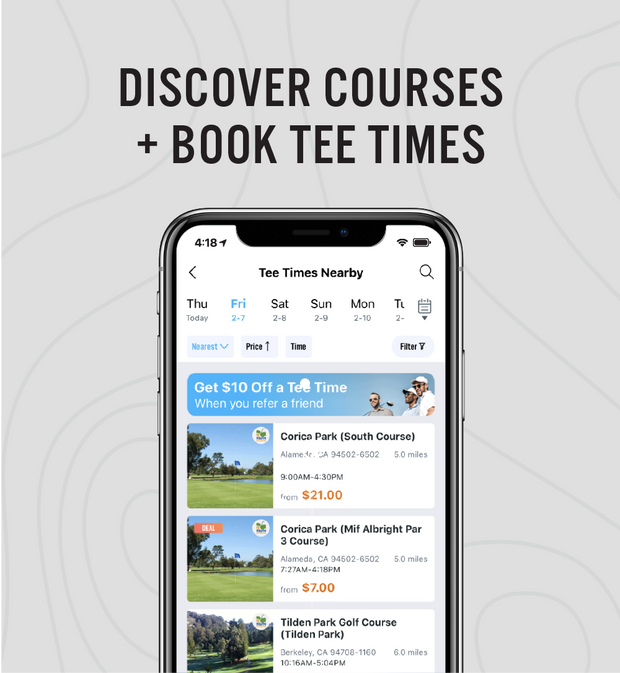 18Birdies Premium: 1-Year Membership – GOLFWRX SPECIAL OFFER