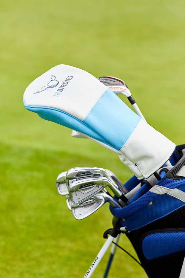18Birdies Driver Head Cover