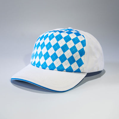 18Birdies Argyle Hat