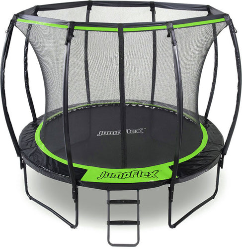FLEX100 Trampoline Assembly Guide