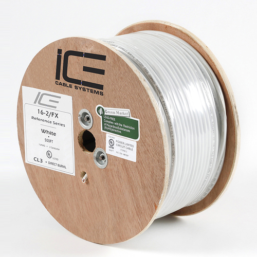 Ice Cable 16-2FX Speaker Cable (152 Meter Spool), AVStore.in, Accessories - AVStore.in