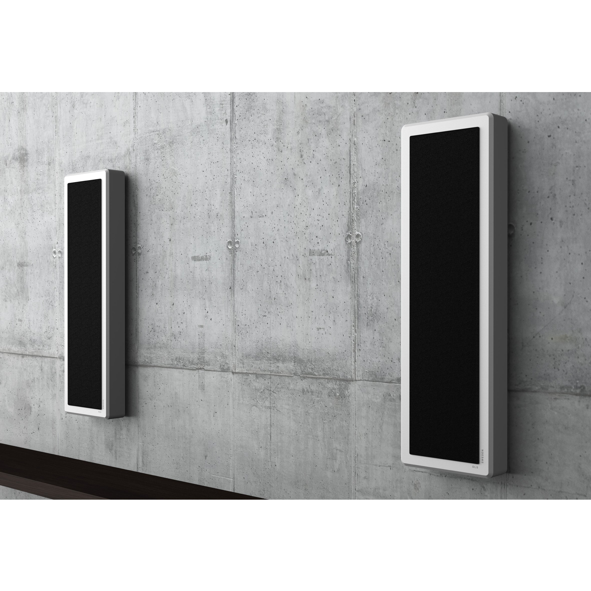 DLS Flatbox M-Two On-wall speaker - Pair - AVStore