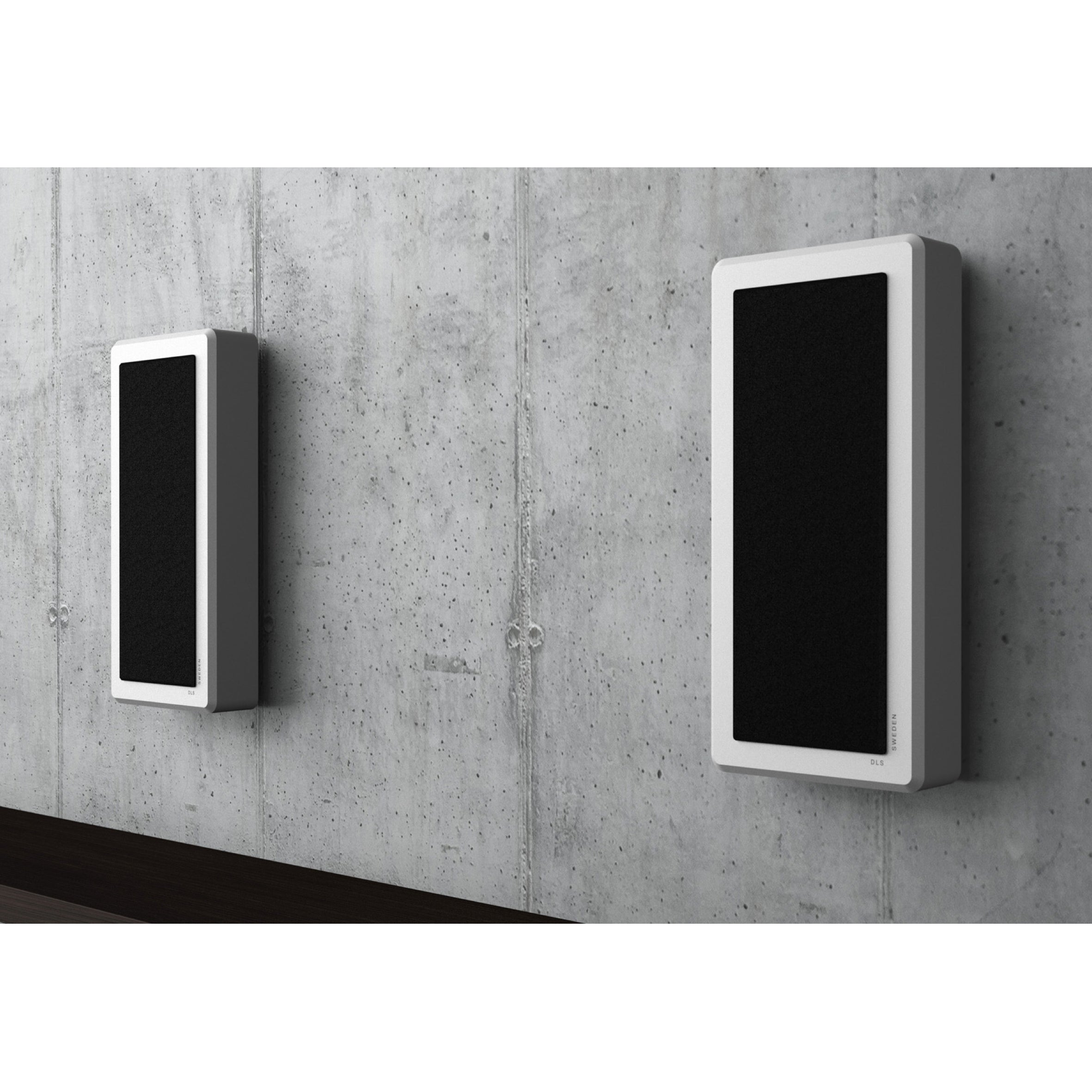 DLS Flatbox M-One | On-wall Speaker (Pair) - AVStore.in