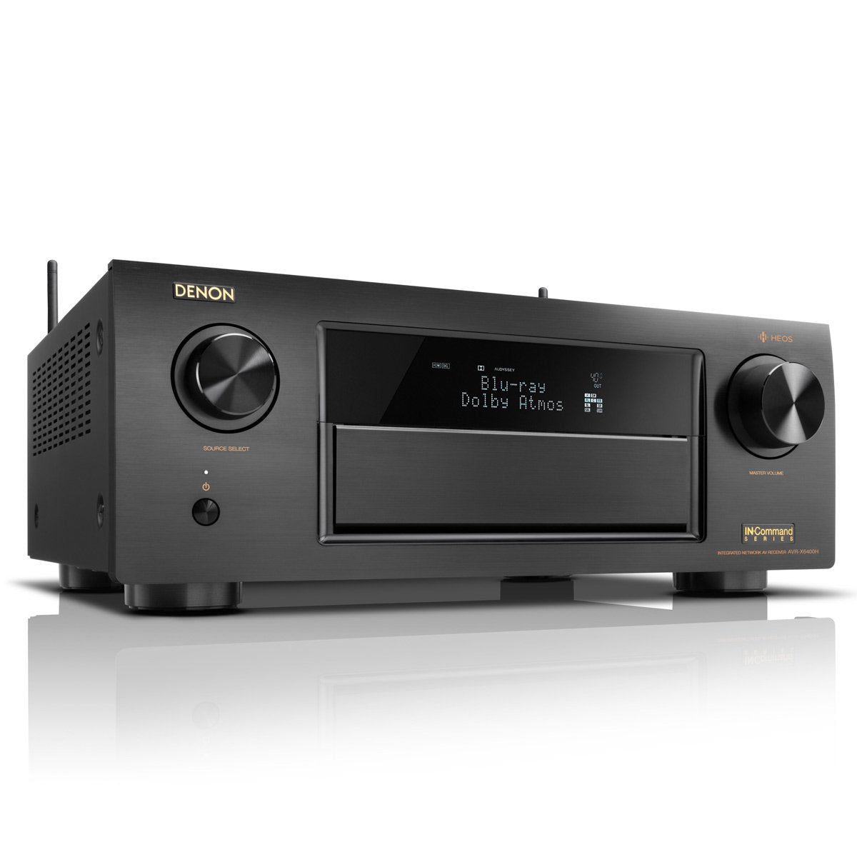 Denon AVR-X6400H - 11.2 Channel AV Receiver - AVStore.in