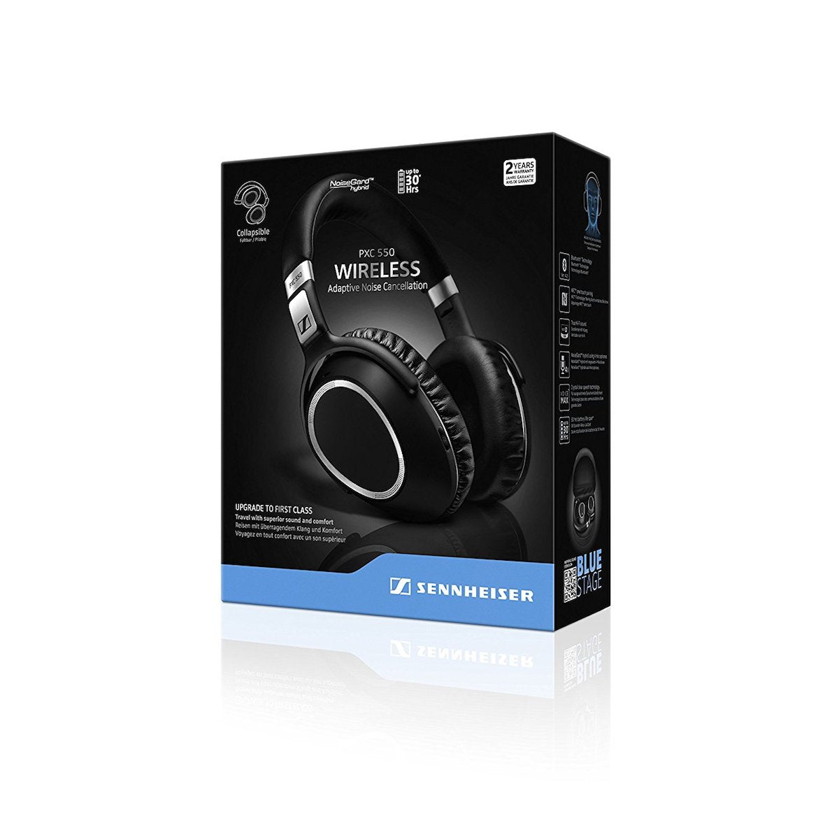 Sennheiser PXC 550 - Wireless Headphone with Noise Cancellation - AVStore