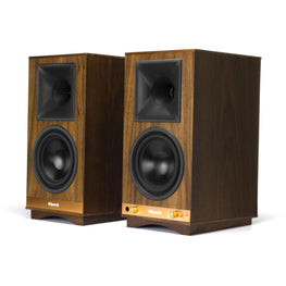 Klipsch The Sixes (Walnut) - Powered Speakers (Pair) - AVStore.in