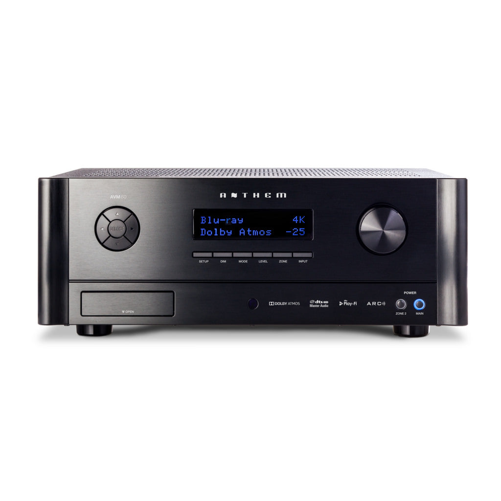 Anthem AVM60 Pre-Amplifier & Processor, Anthem AV, AV Receiver - AVStore.in