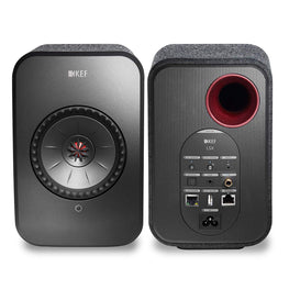 KEF LSX - Wireless Music System, KEF, Active Bookshelf Speaker - AVStore.in