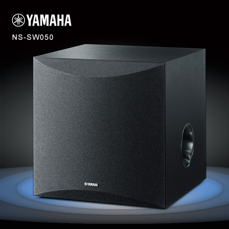 Yamaha NS-SW050 - Active Subwoofer (Black) - AVStore.in