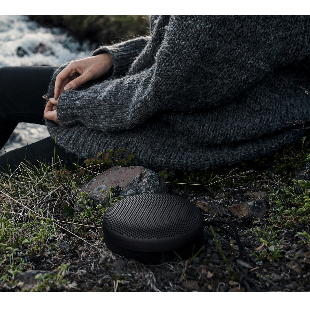 Bang & Olufsen Beoplay A1 Portable Bluetooth Speaker - AVStore.in