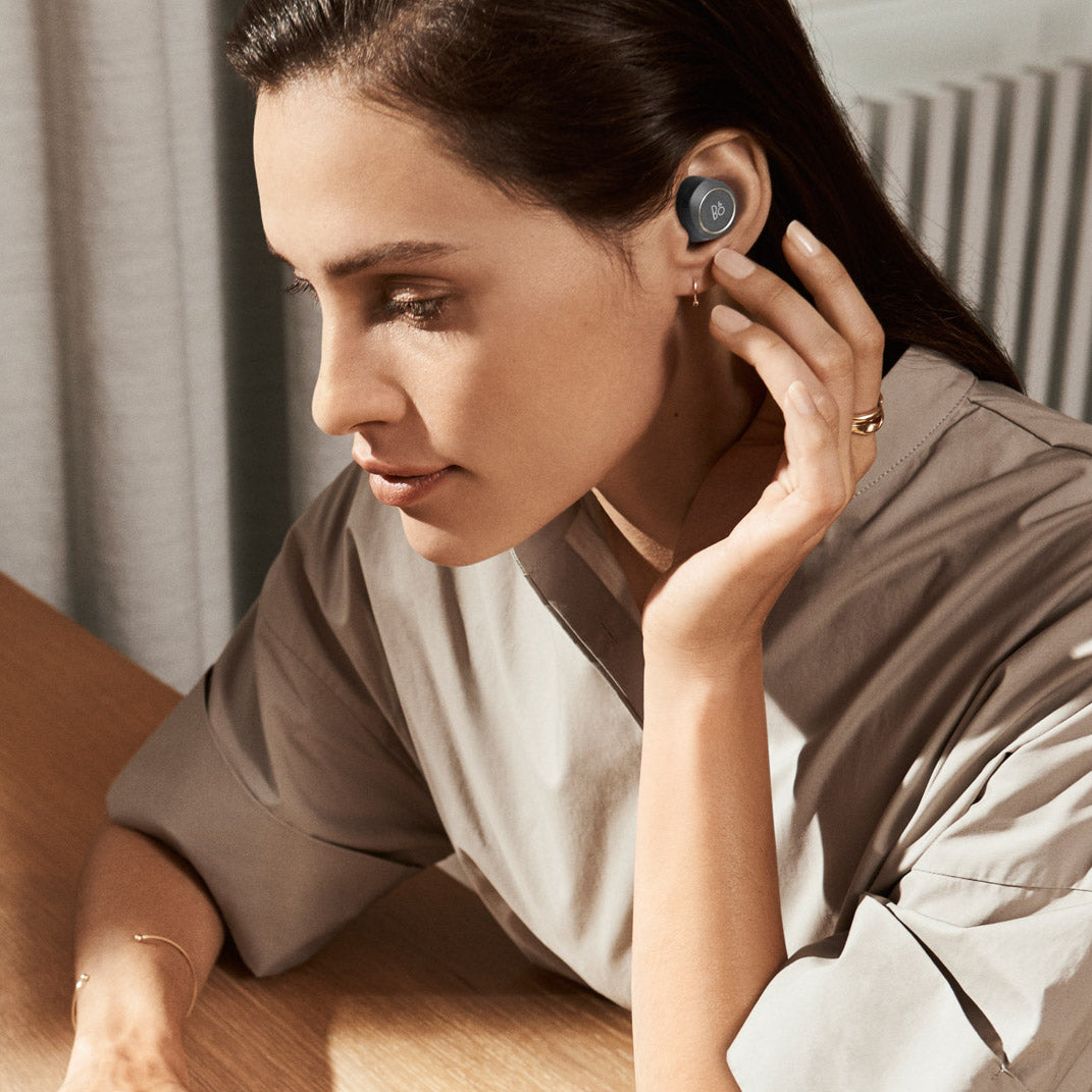 Bang & Olufsen Beoplay E8 Bluetooth In-Ear Headphones with Mic - AVStore.in