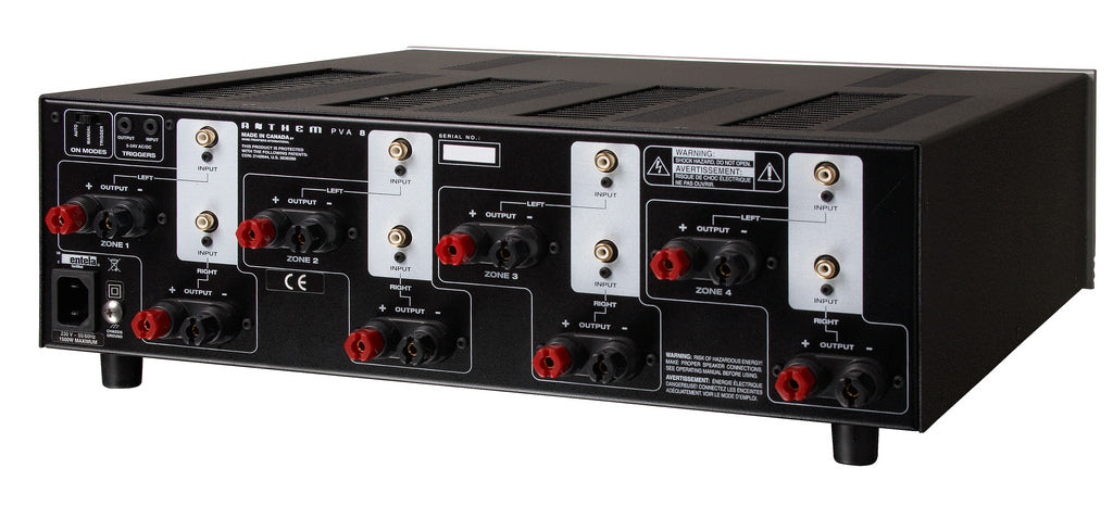 Anthem PVA-8 8 Channel Power Amplifier - AVStore.in