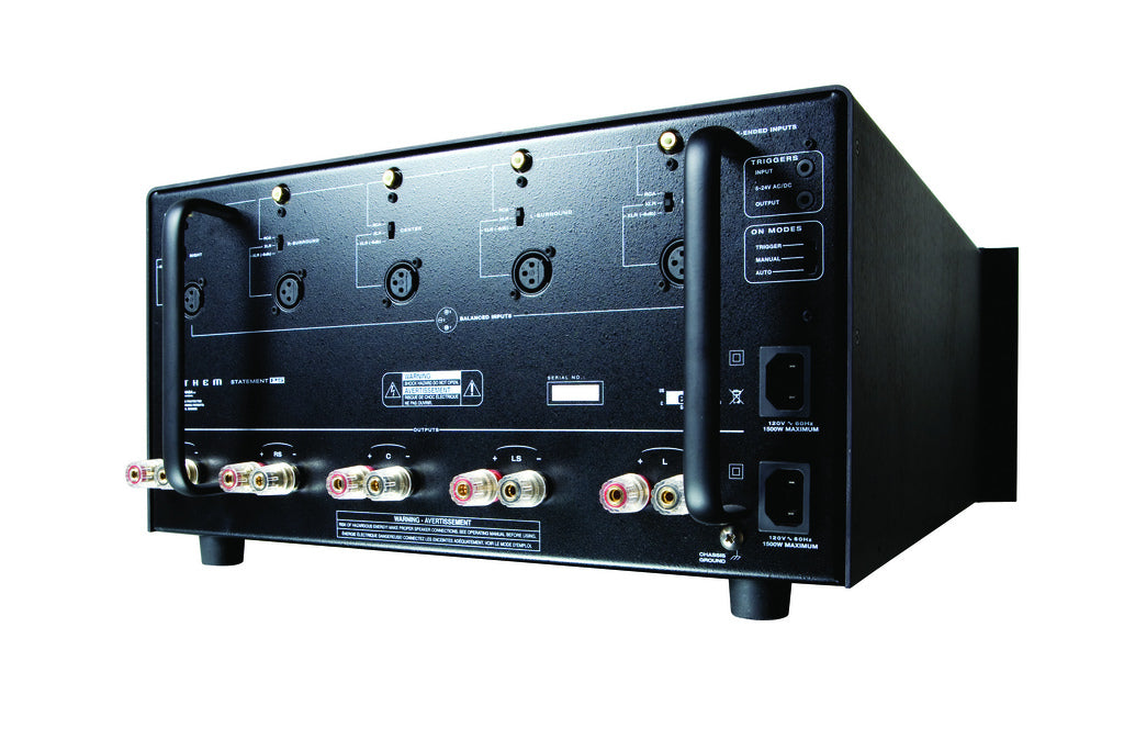 Anthem P5 5 Channel Power Amplifier - AVStore.in