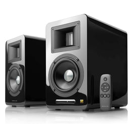 Airpulse A100 - Active Bookshelf Speaker - Pair, Airpulse, Active Bookshelf Speaker - AVStore.in