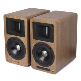 Airpulse A80 - Active Bookshelf Speaker - Pair, Airpulse, Active Bookshelf Speaker - AVStore.in